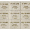 1P-ETH-LAD Blotters Strip Paper | Home-Chemistry.com